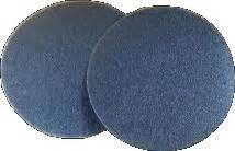 floor edger sanding discs 7 quot hook loop floor sanding edger discs 12 grit pack of 50