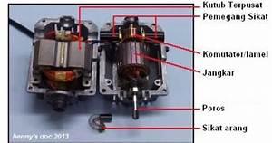 8  Skema Diagram Kelistrikan Motor Mesin Jahit