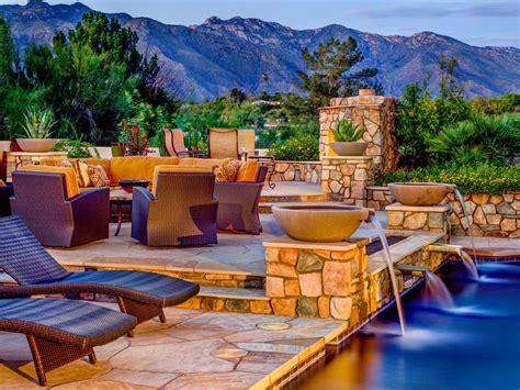poolside patios outdoor spaces patio ideas decks