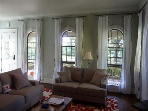 White Drapes In Living Room by Sheer Curtain Ideas For Living Room Ultimate Home Ideas
