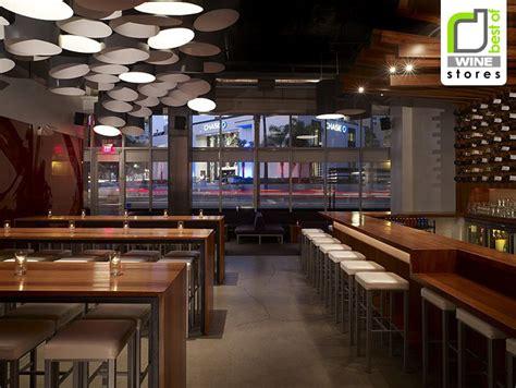 Wine Bar Design by Wine Bar 187 Retail Design