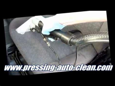 nettoyer siege voiture vapeur nettoyage détachage sièges moquette banquette