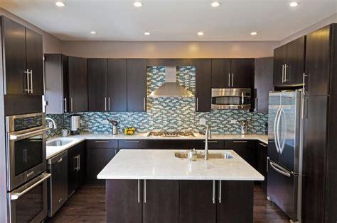 Small Kitchen Cabinet Ideas Dark Wood Kitchen Cabinets