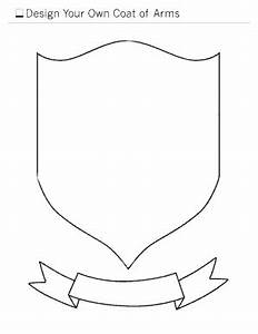 coat of arms template sunnyw34therorg With make your own coat of arms template