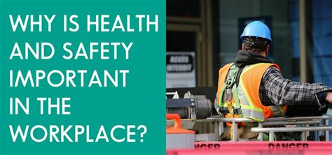 health  safety important   workplace acute