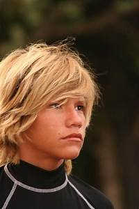 Boys Surfer Cuts How To Get A Surfer Dude Haircut For My