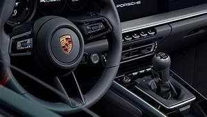 Porsche 911 Carrera S  Carrera 4s Finally Adds Manual