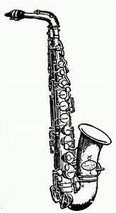 Saxophone Clipart - Clipartion.com