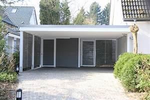 Aluminium Carport Mit Abstellraum : doppelcarport mit abstellraum mehr platz und mehr komfort planungswelten ~ Markanthonyermac.com Haus und Dekorationen