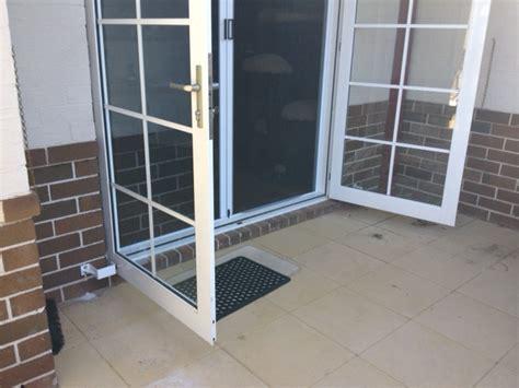 patio doorstop photos a doorstop for outside patio doors