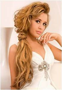 Prom Girls Hairdos for Medium Length Hair NewFashionElle