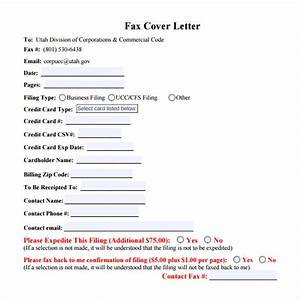 Business Fax Cover Sheet 14 Free Samples Examples