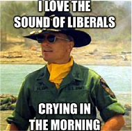 Trump Crying Liberals Meme