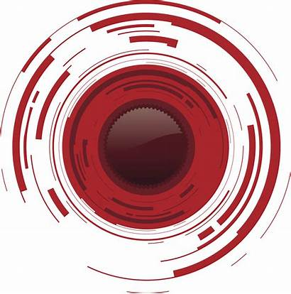 Lens Camera Vector Transparent Abstract Clipart Clip