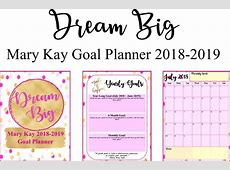 **FREEBIE** Editable Mary Kay