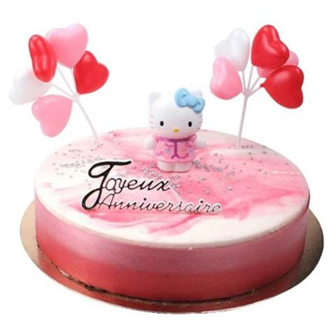 decoration gateau pas cher faire un g 226 teau hello decorer facilement un g 226 teau hello decor en sucre disque