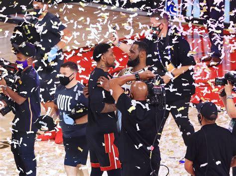 NBA news 2020: LeBron James, finals, LA Lakers, result ...