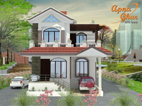 latest completed project  modern hut shaped house design  nagpur