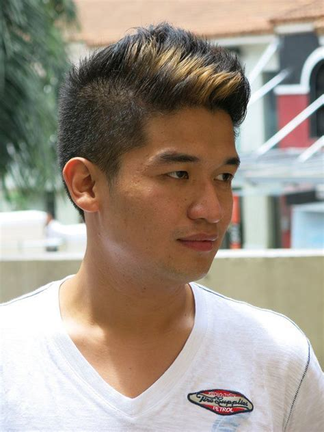 filipino hairstyles  men google search hair styles