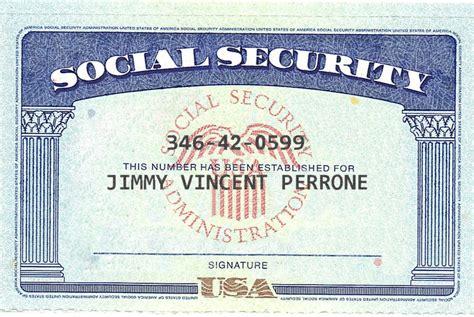 editable social security card template create novelty social security card fiverr