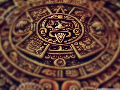 Aztec Calendar Wallpapers Mexican Mayan Mexico Maya