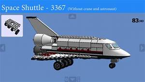 LEGO - How to build 3367 - Space Shuttle - YouTube