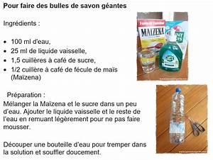 Recette Bulles De Savon : des bulles de savon g antes ecole jules michelet ~ Melissatoandfro.com Idées de Décoration