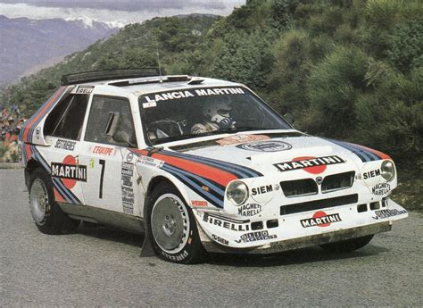 Pin Lancia Delta S4 Gruppo B Rally 1985 On Pinterest