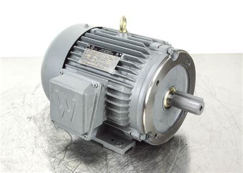 Ww Electric Motors by Worldwide Electric 5hp 184tc Motor New Pumprack