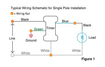 wiring timer switch for outside lights decoratingspecial
