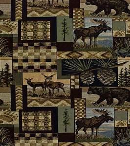 Home Decor Upholstery FabricRegal Fabrics Peters Cabin