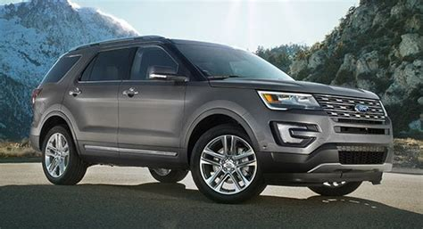 2016 Ford Explorer Interior,colors,specs,price,design