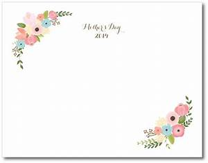 8 best images of mother39s day letter printable template With mother s day letter template
