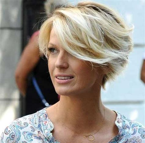 30+ Best Short Hairstyles for Women Over 40 Short Hairstyles