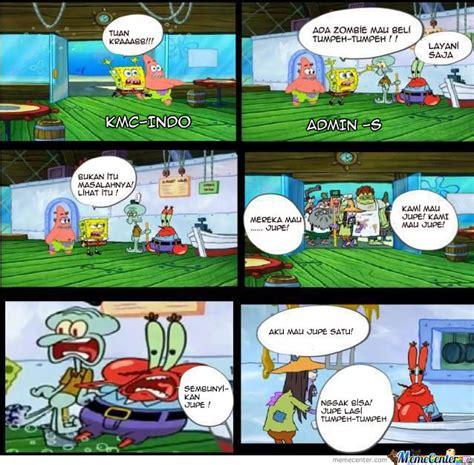 Meme Comic Indonesia Spongebob - square pants you must like this by shafatc meme center