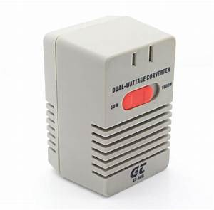 50w 1600w Watts Dual Voltage Foreign Travel Converter