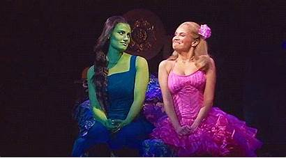 Wicked Glinda Popular Kristin Elphaba Chenoweth Musical