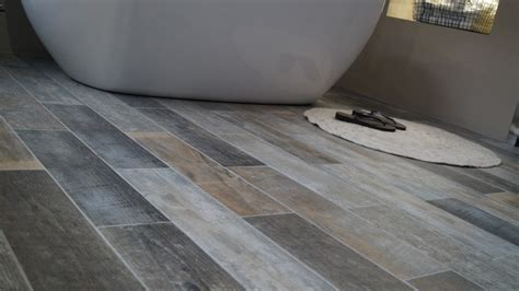 tile flooring trends get the natural look the latest bathroom trends
