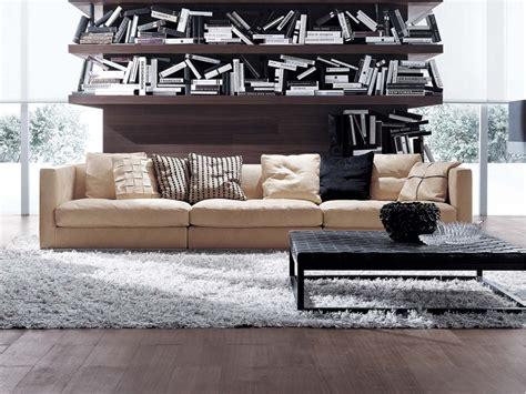 Bilbao Fabric Sofa By Frigerio Poltrone E Divani