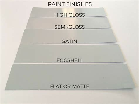 Pros & Cons Of Paint Finishes  Newton Custom Interiors