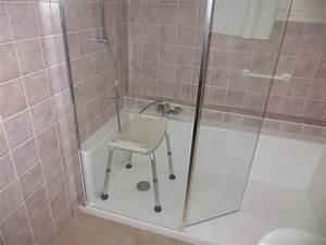Refaire Une Douche : affordable douche luitalienne la ciotat with refaire une douche l italienne ~ Dallasstarsshop.com Idées de Décoration