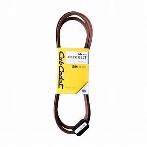 Cub Cadet Lt1024 Drive Belt Replacement