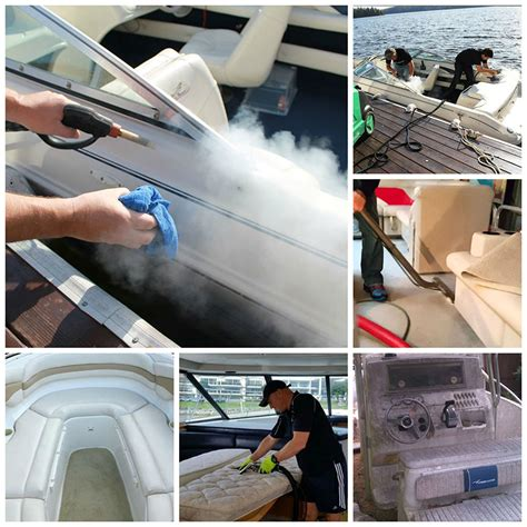 Boat Carpet Cleaning Service by Comprehensive Boat Cleaning Services Dix Carpet