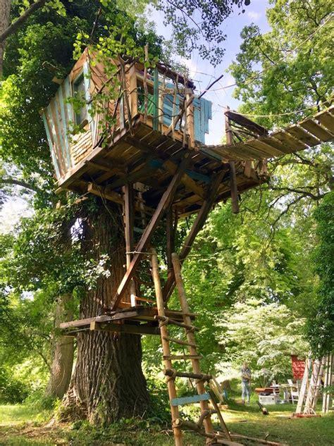 Wolfs Hotel Baumhaus by Baumbaron De Baumhaus Profi Baumh 228 User In Individueller