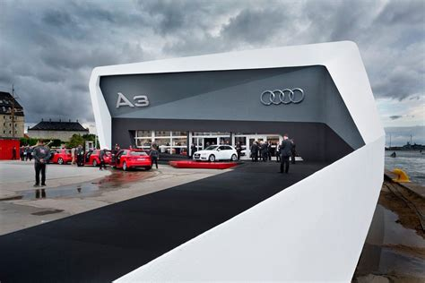 audi dealership audi a3 dealer meeting kopenhagen 2012 schmidhuber