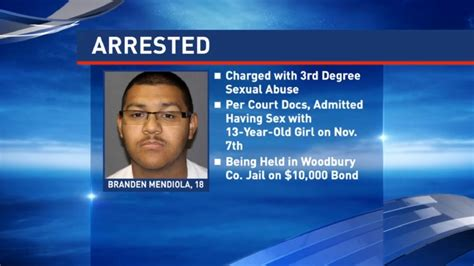 18 Year Old Charged After Having Sex With 13 Year Old Kmeg