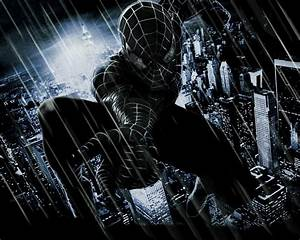 Black Spiderman Wallpaper - WallpaperSafari
