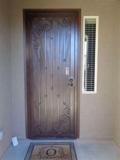 Decor Doors - decorative security doors dcs industries llc