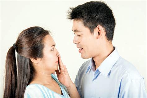 สามีมีกลิ่นปาก น้ำลายเหม็น วิธีแก้ปากเหม็น ลดกลิ่นปาก ปากเหม็นเป็นโรคร้ายอะไร | theAsianparent ...