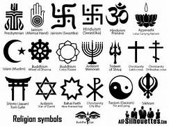 Free Religion Symbols ...Religions Of The World Symbols